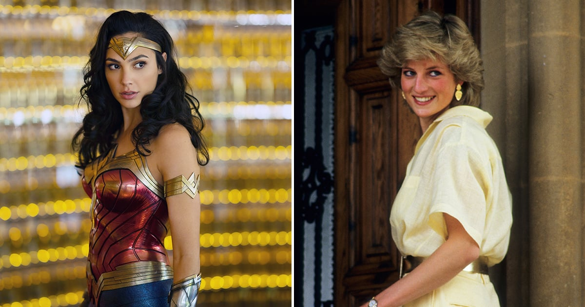 """Gal Gadot Was Inspired by Princess Diana For Wonder Woman: """"She Was Full of Compassion"""""""