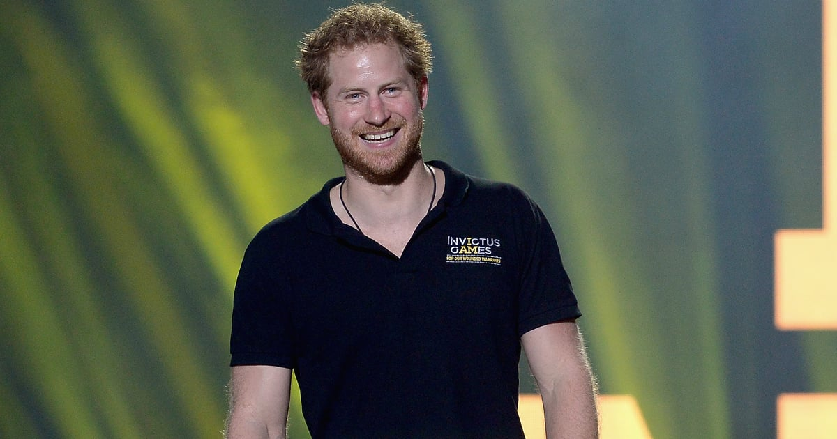 Here's How Involved Prince Harry Will Be in Netflix's Heart of Invictus Docuseries