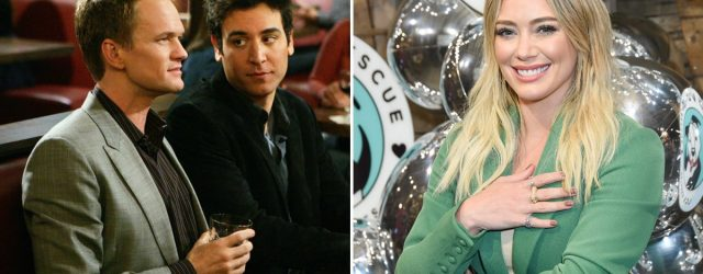 Hilary Duff Is Starring on a How I Met Your Mother Sequel? Sounds Like It'll Be Legendary