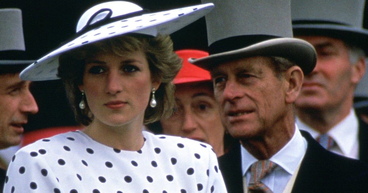 Inside Prince Philip's Surprising Connection to Princess Diana — and Their Falling Out