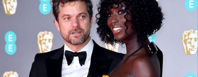 """Jodie Turner-Smith and Joshua Jackson Celebrate Their """"Beautiful"""" Romance With High Fives"""