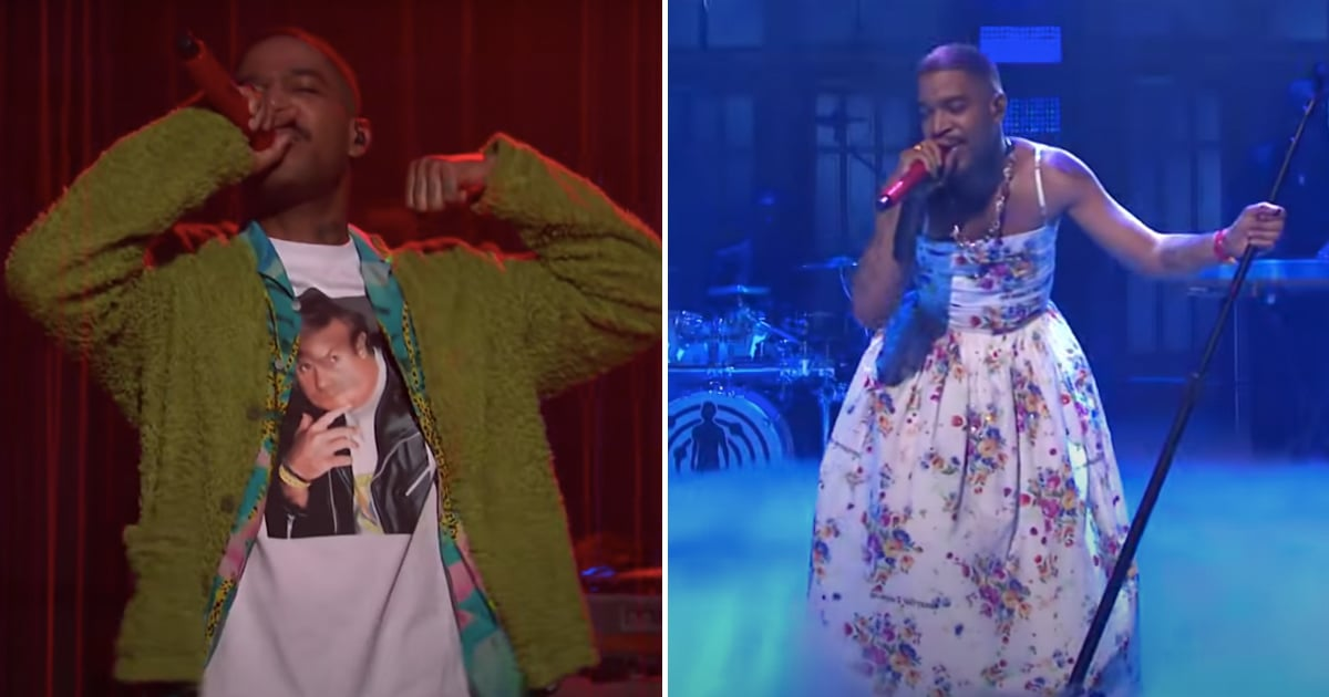 Kid Cudi Steals the Show With Captivating Saturday Night Live Performances