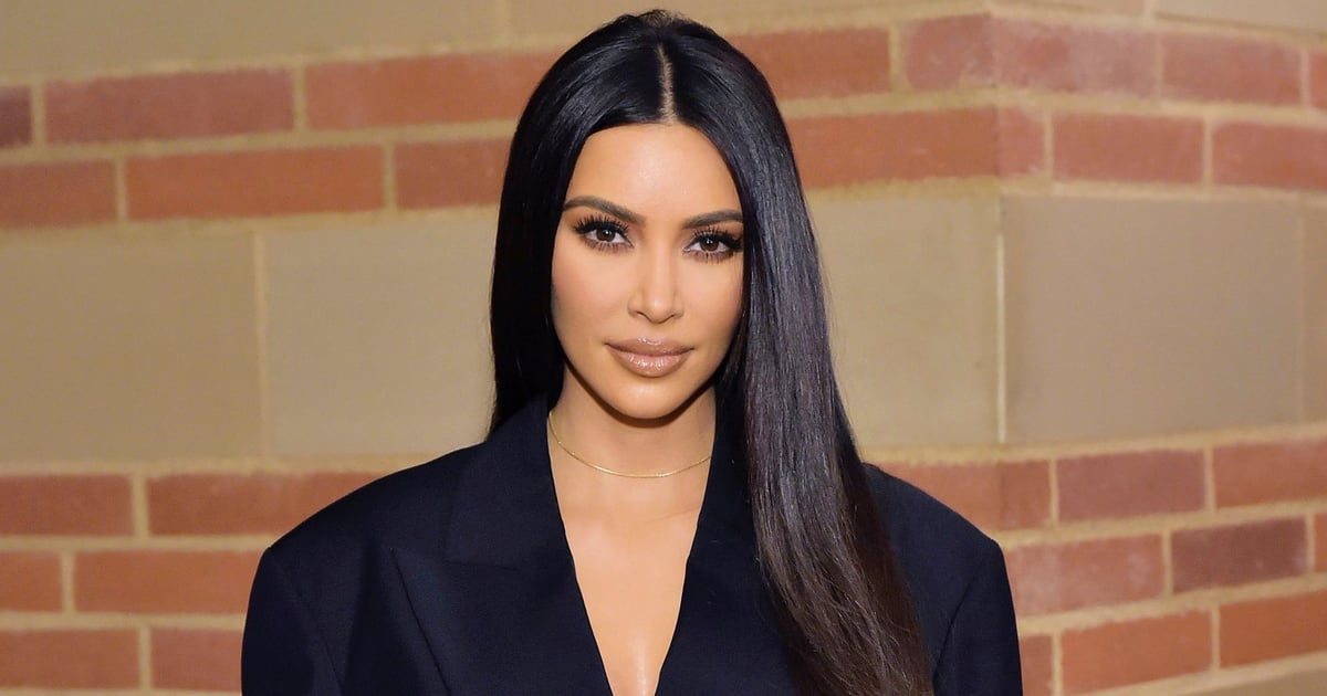 Kim Kardashian Isn't a Lawyer Quite Yet, but She's Definitely Been Putting in the Work