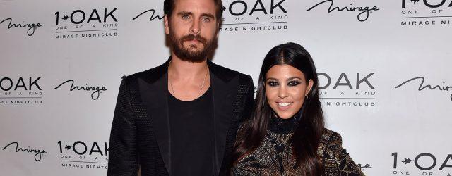Kourtney Kardashian and Scott Disick Are Not Back Together, Despite Kim and Khloé's Best Efforts