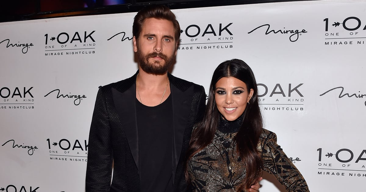 Kourtney Kardashian and Scott Disick Are Not Back Together, Despite Kim and Khloé's Best Efforts
