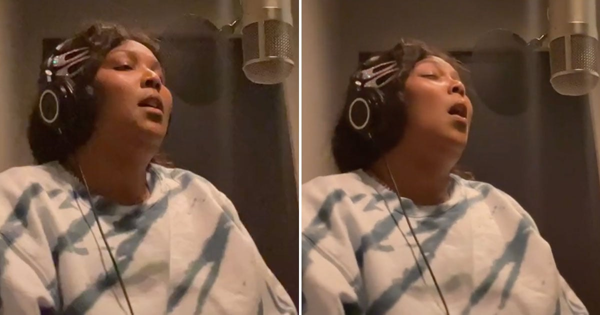 Lizzo Shares a Haunting New Song on TikTok, Confirms She Is Pretty Much a Magical Being