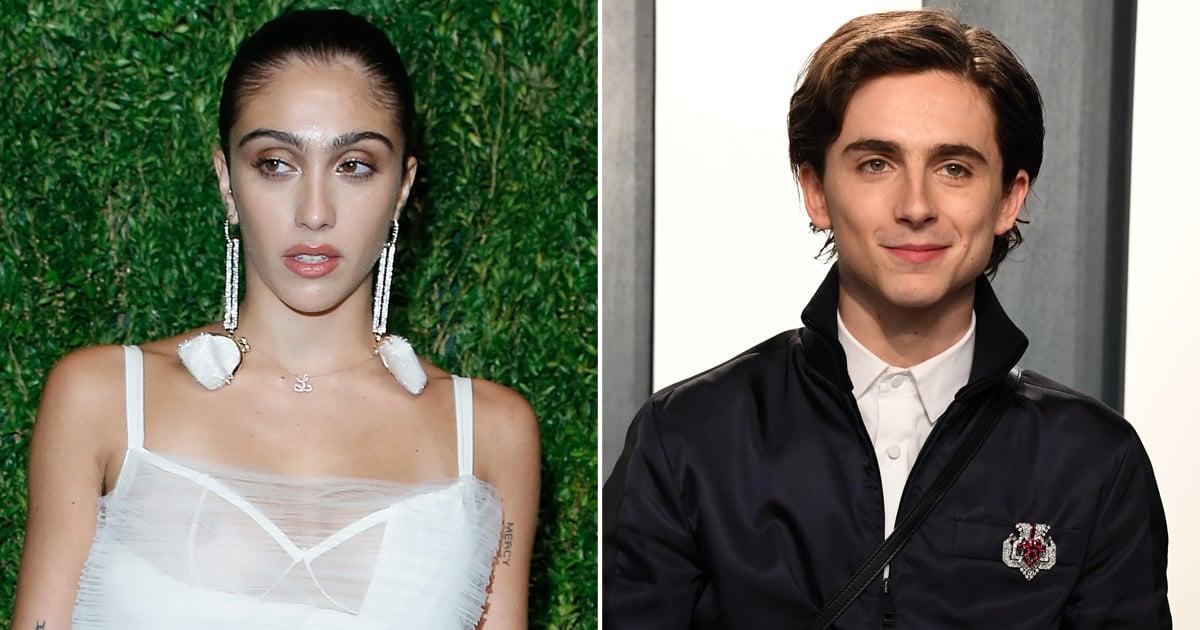 "Lourdes Leon Confirms Timothée Chalamet Was Her ""First Boyfriend,"" and Ah, Young Love"