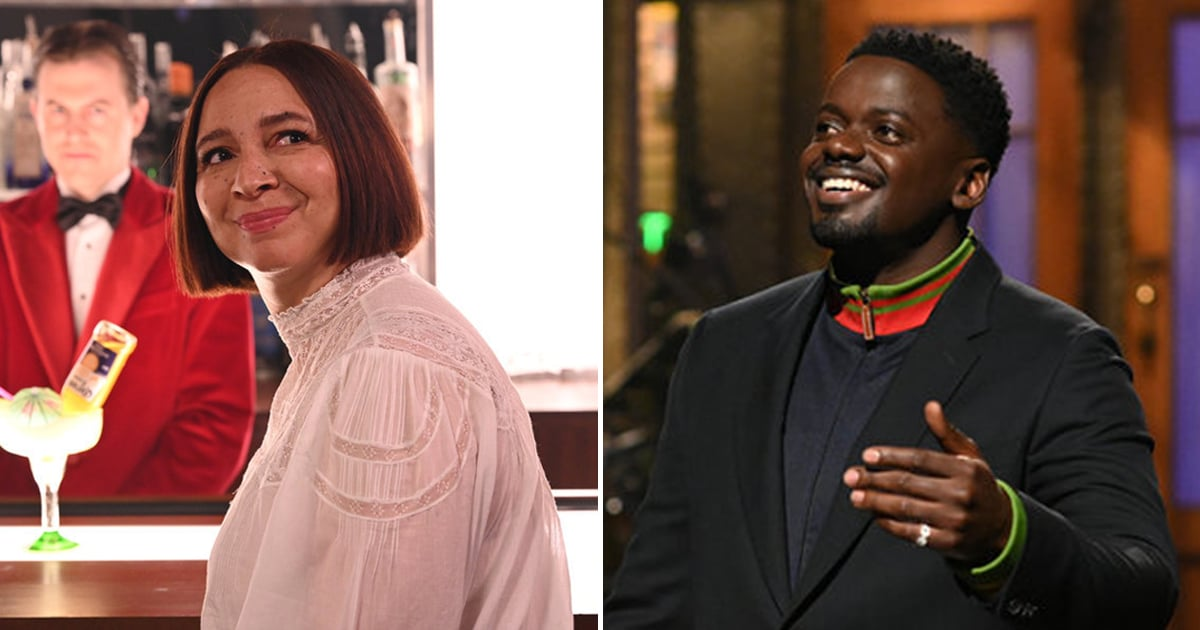 Maya Rudolph Keeps the SNL Tradition Alive With a Sweet Backstage Note For Daniel Kaluuya