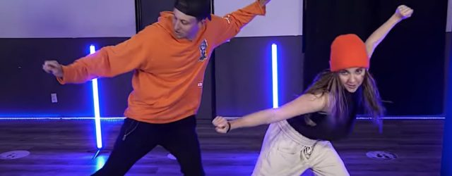 "Nothing's Quite as Smooth as This Dance Routine Set to Justin Bieber's ""Peaches"""