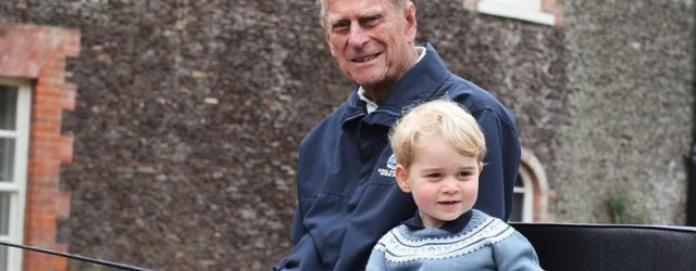 Prince William Honors Prince Philip With Sweet, Never-Before-Seen Photo by Kate Middleton