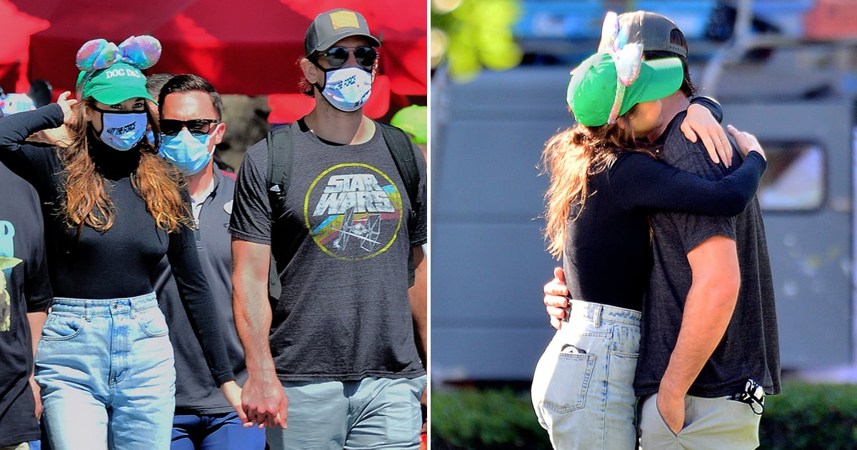 Shailene Woodley and Aaron Rodgers Take Disney World! See Pics From Their Magical Date