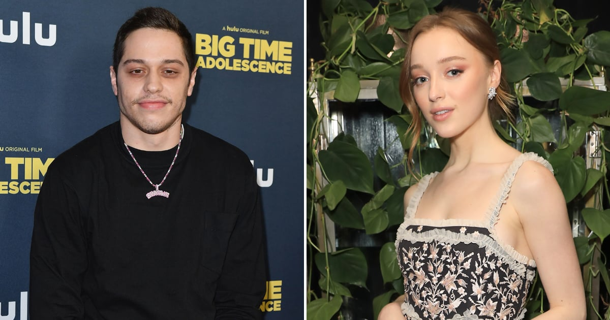 So, It Seems the Pete Davidson and Phoebe Dynevor Dating Rumors Are True After All