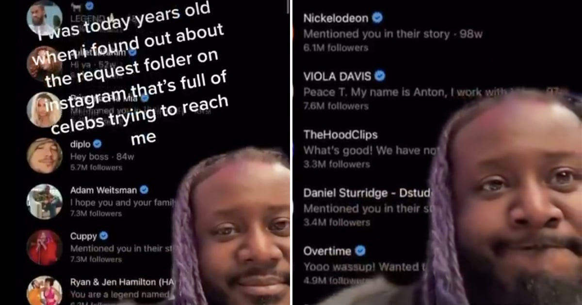 T-Pain Just Discovered He's Been Ghosting Celebs on Instagram For Years, and I'm Cackling