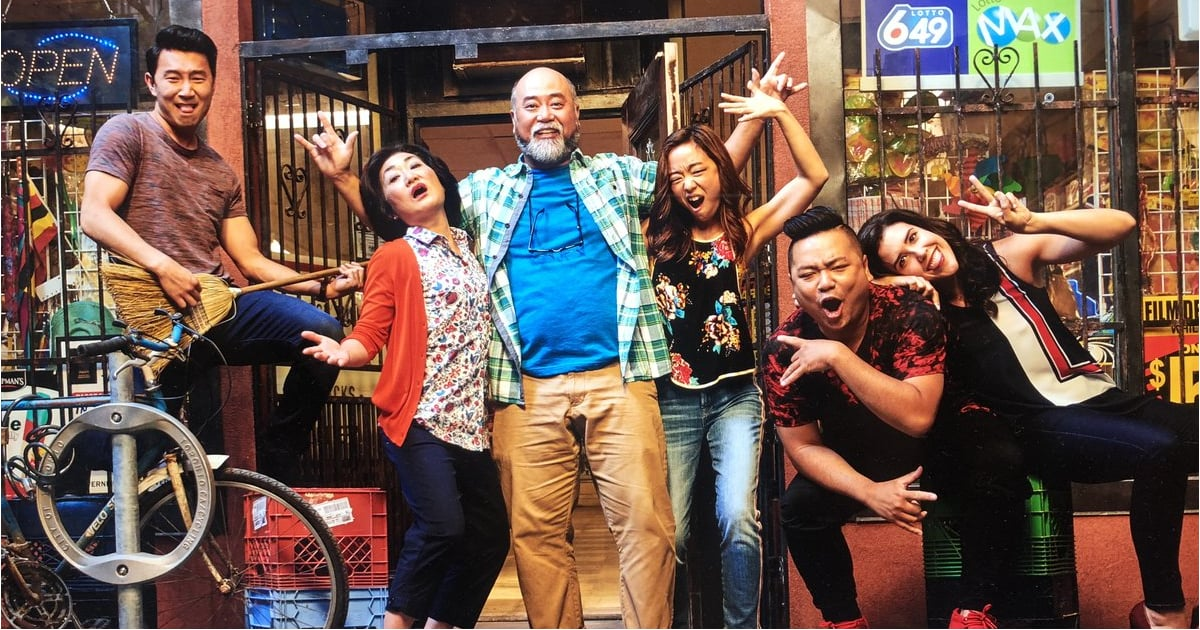 The Cast of Kim's Convenience Close Up Shop With a Series of Goodbye Posts For the Finale