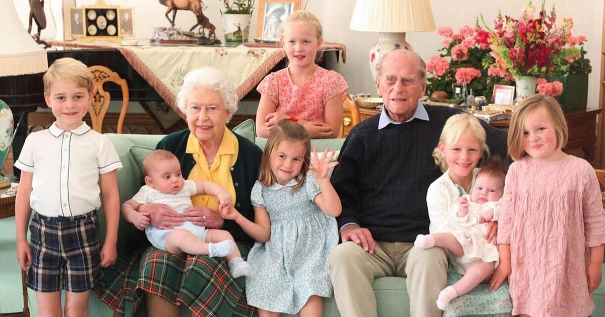 The Royal Family Release Never-Before-Seen Photos in Honor of Prince Philip