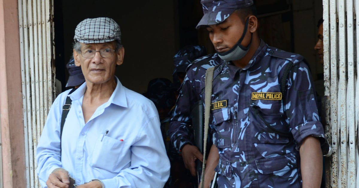 The Serpent: Chilling Pictures of the Real Killer, Charles Sobhraj