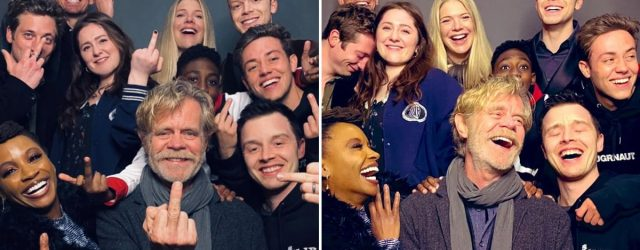 The Shameless Cast Says Goodbye to the Gallaghers After 10 Years in Series Finale Posts