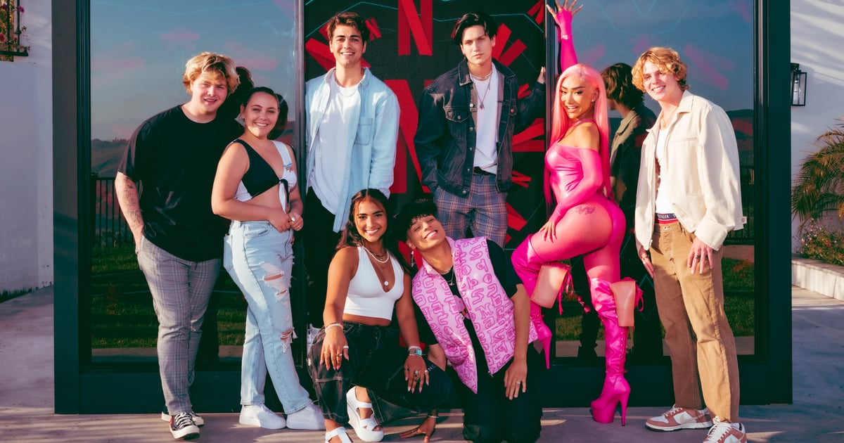 TikTok's Hype House Is Getting Its Own Reality Series — Meet the Cast!