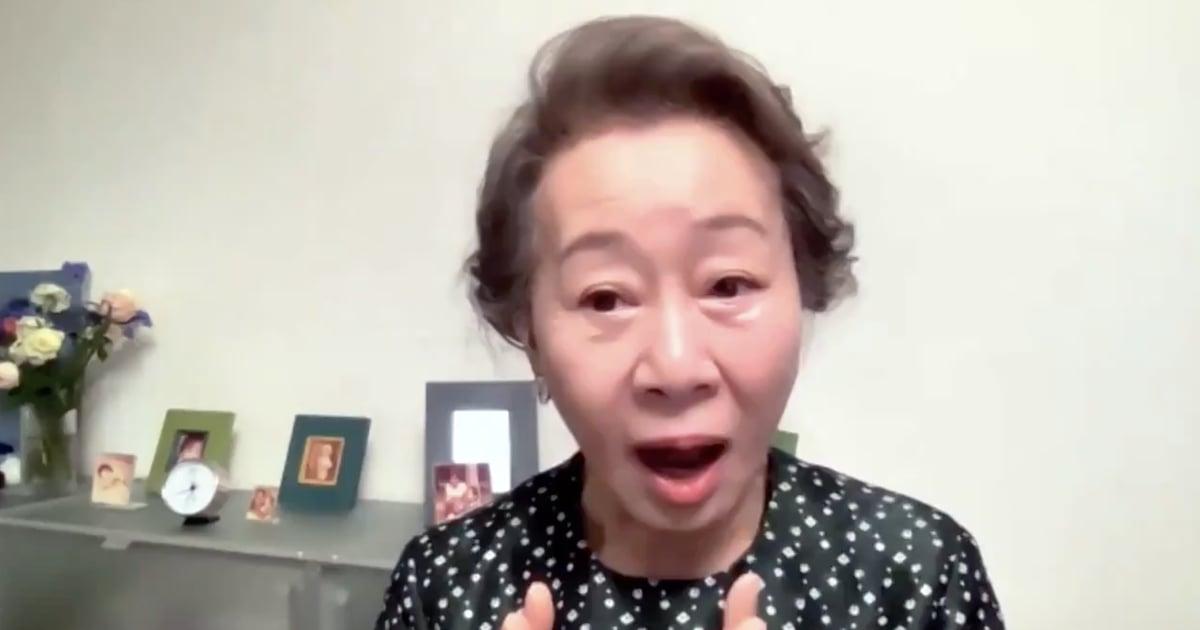 You Might Need a Tissue For Minari's Yuh-Jung Youn's Heartwarming SAG Awards Speech