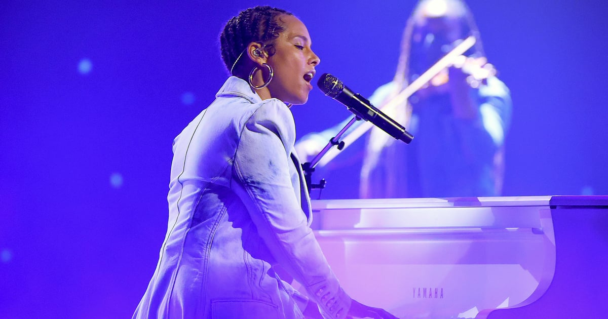 Alicia Keys Celebrates 20th Anniversary of Songs in A Minor With Stunning BBMAs Medley