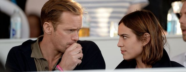 Apologies, but We Just Really Need to Talk About Alexander Skarsgård's Dating History