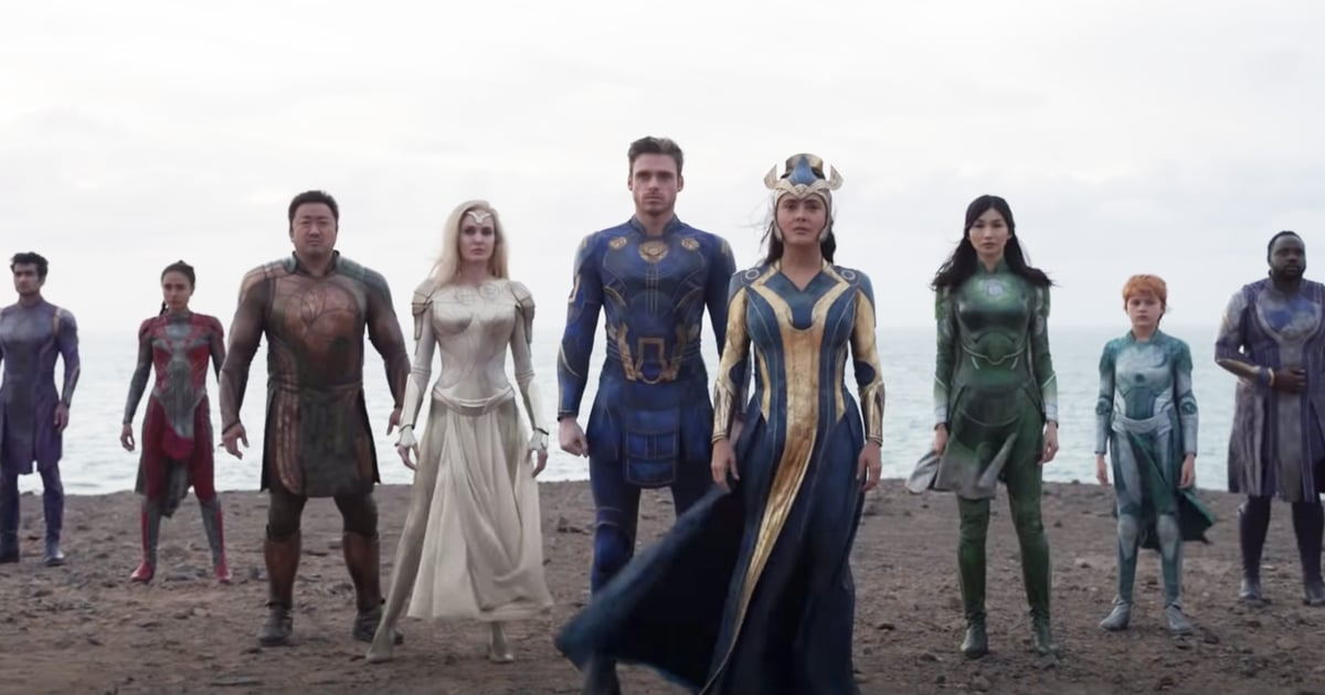 Before We Get Into the Eternals, We Have to Talk About the Celestials