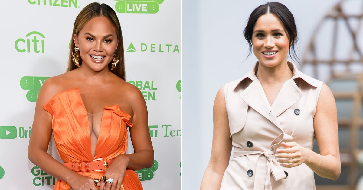 Chrissy Teigen Is Ready to Take the Next Step in Her Friendship With Meghan Markle