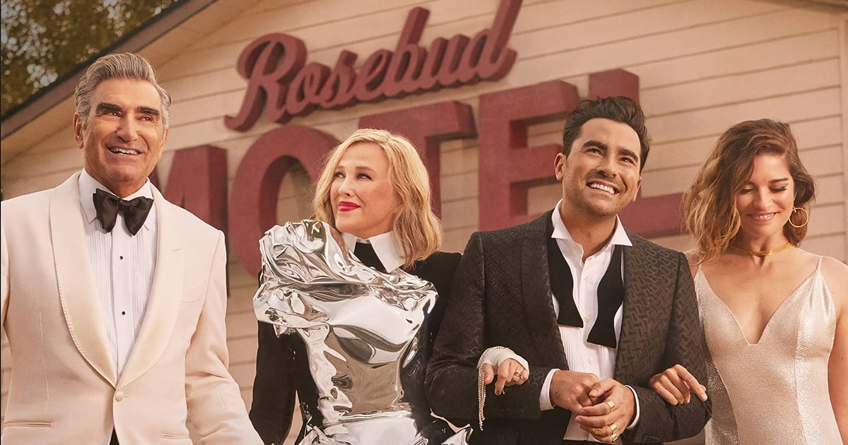 """Cue David Rose's """"Oh My God"""" — Eugene and Dan Levy Are Releasing a Schitt's Creek Book"""