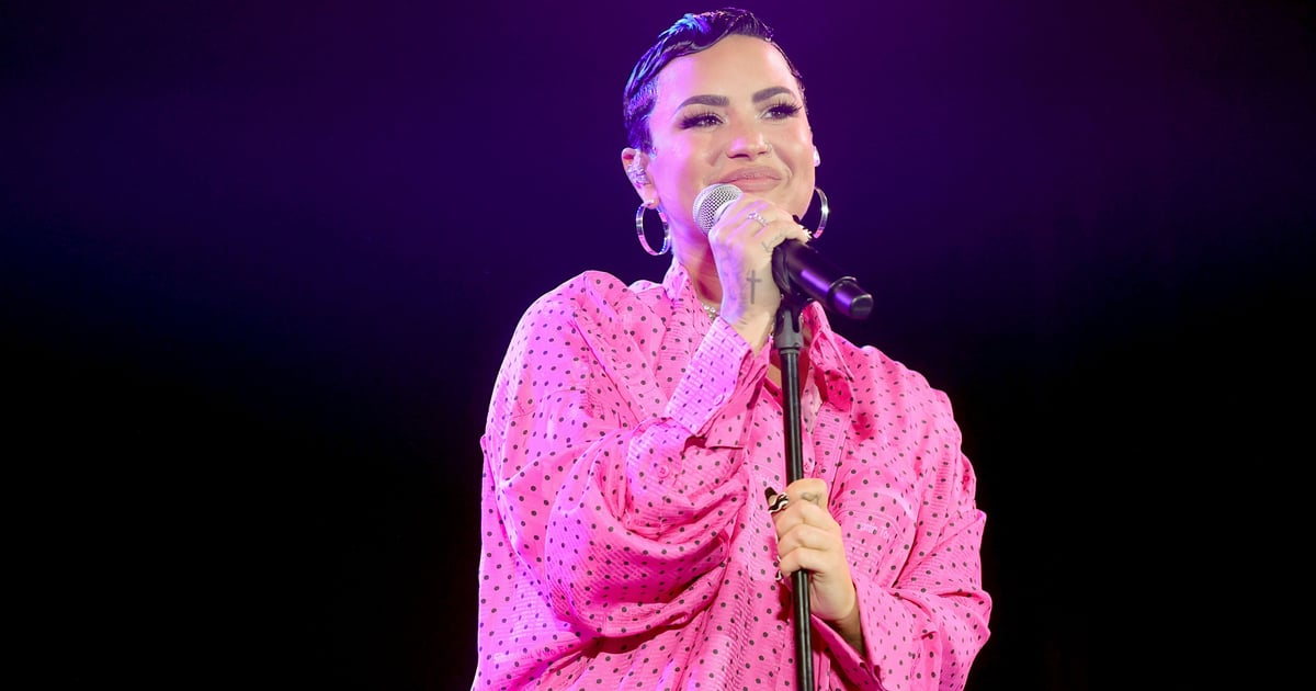 """Demi Lovato Comes Out as Nonbinary: """"This Has Come After a Lot of Healing"""""""