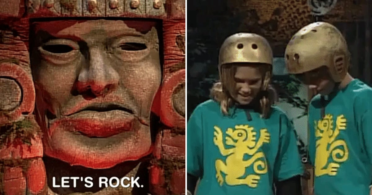 Do You Have What It Takes to Become a Legend of the Hidden Temple? Now You Can Find Out