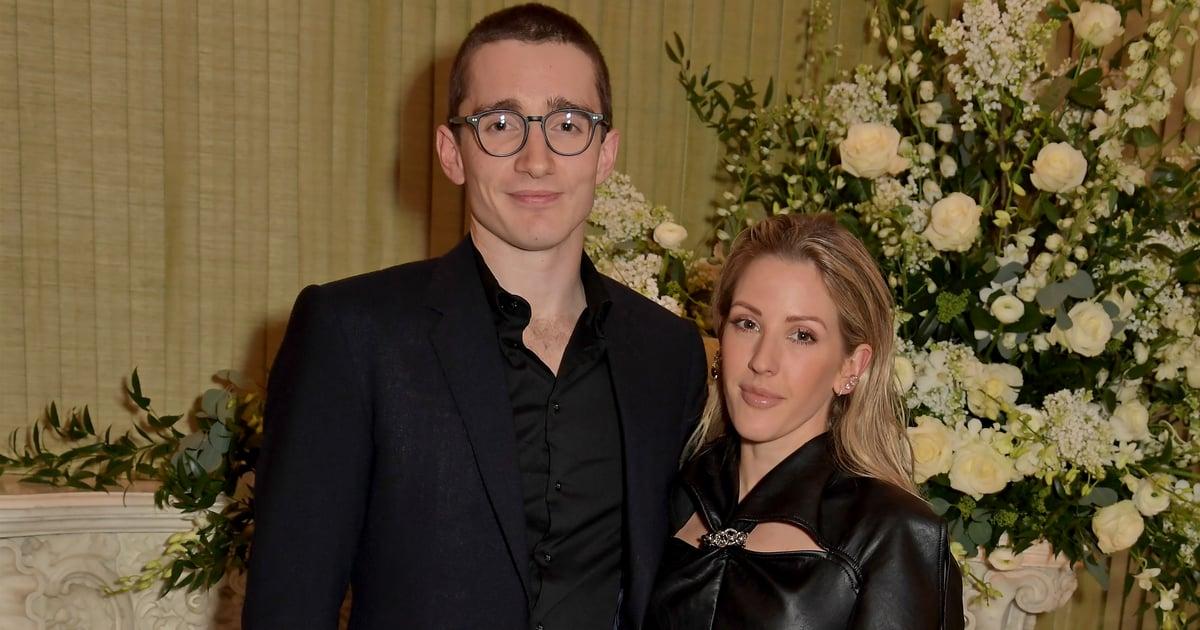 Ellie Goulding and Husband Caspar Jopling Welcome Their First Child Together