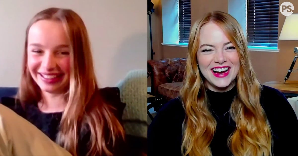 Emma Stone and Tipper Seifert-Cleveland Played Cruella Trivia, and They Were Total Pros