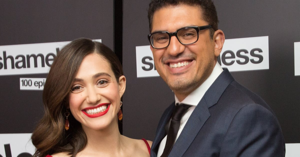 Emmy Rossum Announced She and Husband Sam Esmail Just Welcomed Their First Child