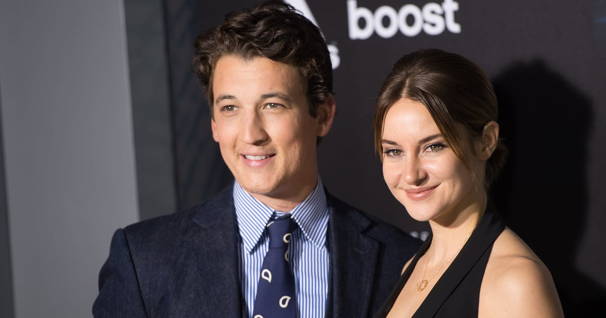 Everything You Wanted to Know About Miles Teller and Shailene Woodley's Friendship