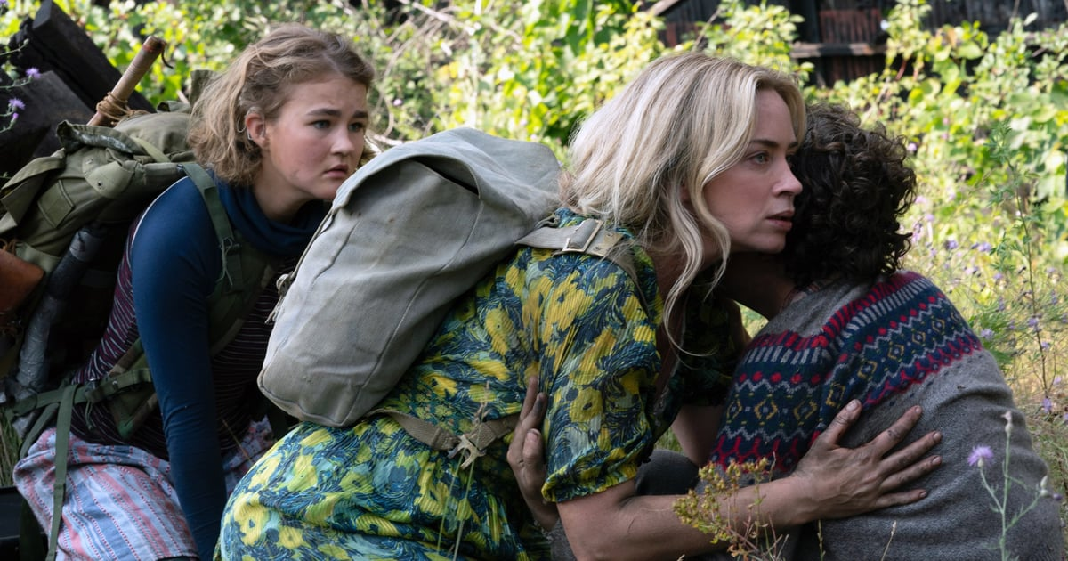 Here's When You'll Be Able to Stream A Quiet Place Part II From Your Home