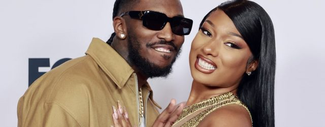 Hot Couple Summer: Megan Thee Stallion and Pardi Fontaine Make Their Red Carpet Debut