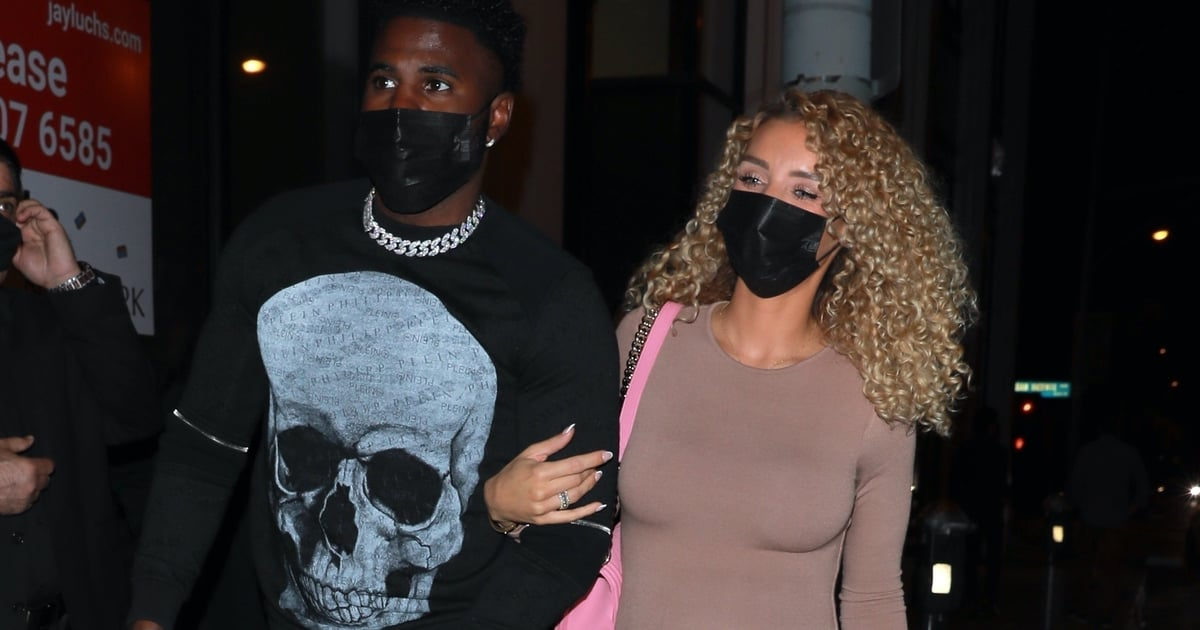 Jason Derulo and Jena Frumes Are Parents! See the First Photos of Their Baby Boy