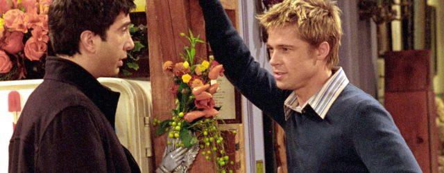 "Jennifer Aniston Lists Brad Pitt as One of Her Favorite Friends Guest Stars: ""[He] Was Wonderful"""