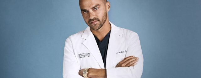 """Jesse Williams Is Officially Leaving Grey's Anatomy: """"I Will Forever Be Grateful"""""""