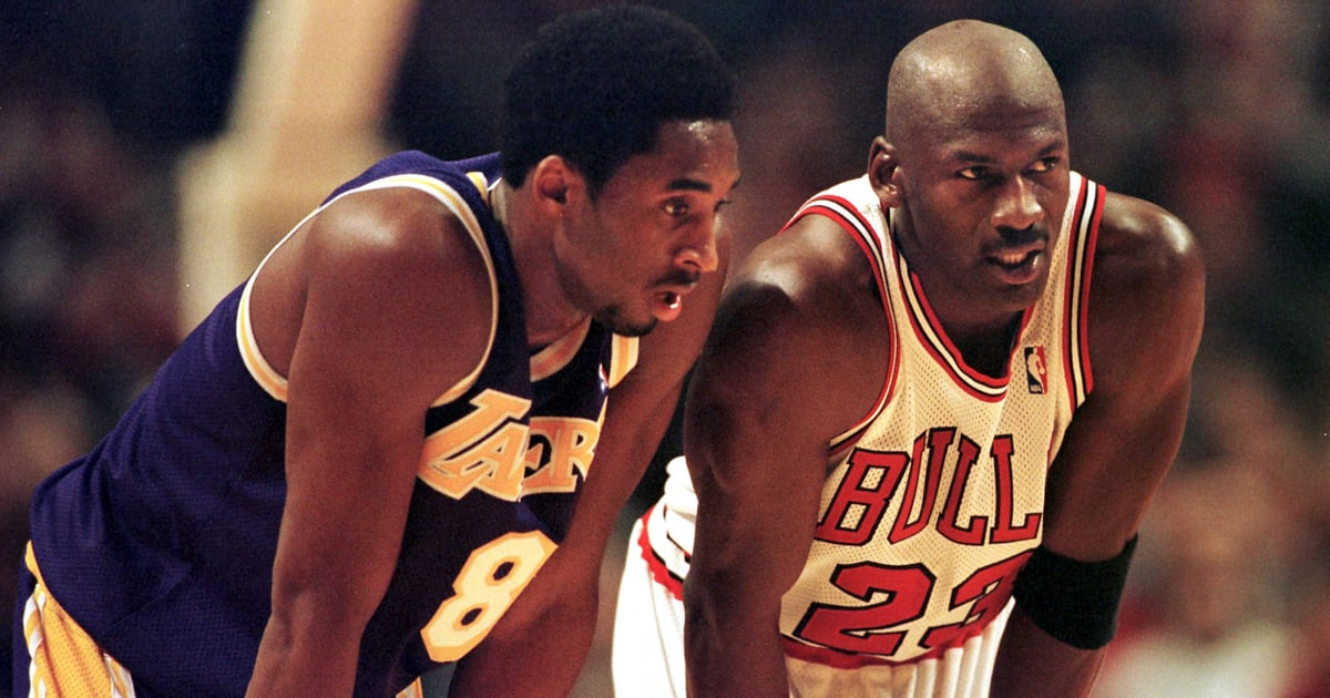 Michael Jordan Revealed His Last Text Exchange With Kobe Bryant, and It's Bittersweet