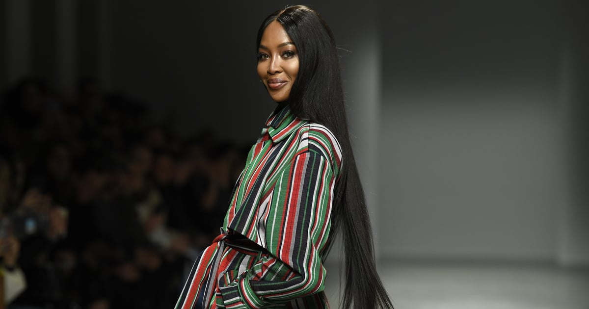 Naomi Campbell Welcomes Her First Child — See the Adorable Snap of Her Baby Girl