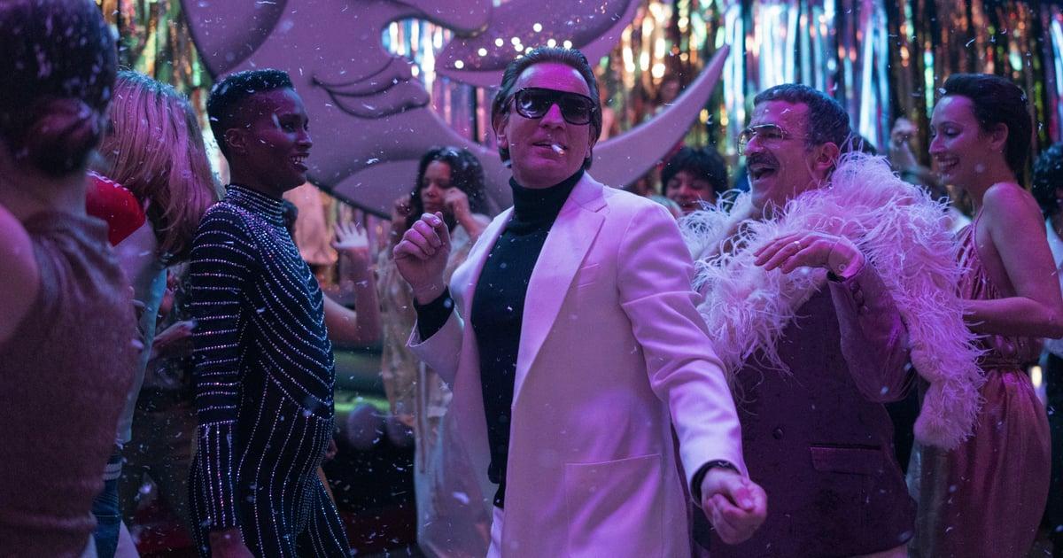 Netflix's Halston Looks Like an Wild, Glorious Roller Coaster of Fashion — Watch the Trailer