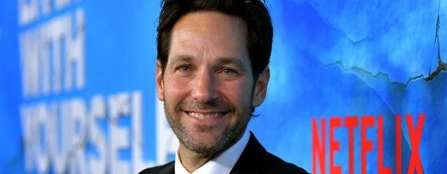 Paul Rudd Might've Missed the Friends Reunion, but His Camcorder Moment Is Forever