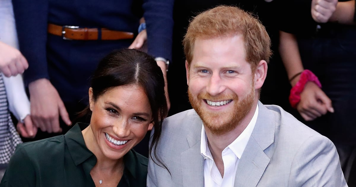 Prince Harry Shared One of His and Meghan Markle's Unusual Pre-Engagement Date Spots