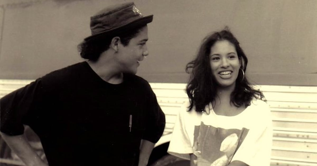 Selena Quintanilla and Chris Pérez's Love Story Is One of the Greatest of All Time