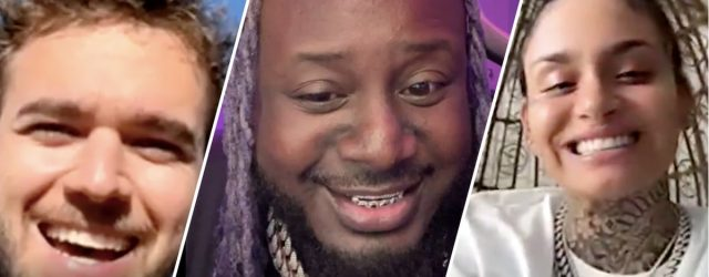 """T-Pain Had an """"Apology Tour"""" With All the Celebs He Didn't DM Back on Instagram"""