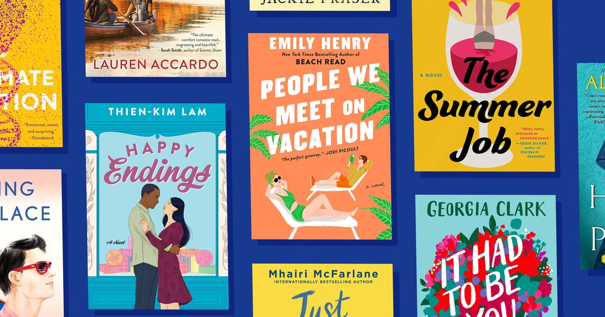 The 12 Best Romance Books to Have a Spring Fling With This May