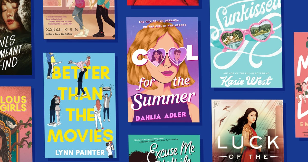 The 13 Best YA Books of May Include Dreamy Romances and Epic Adventures