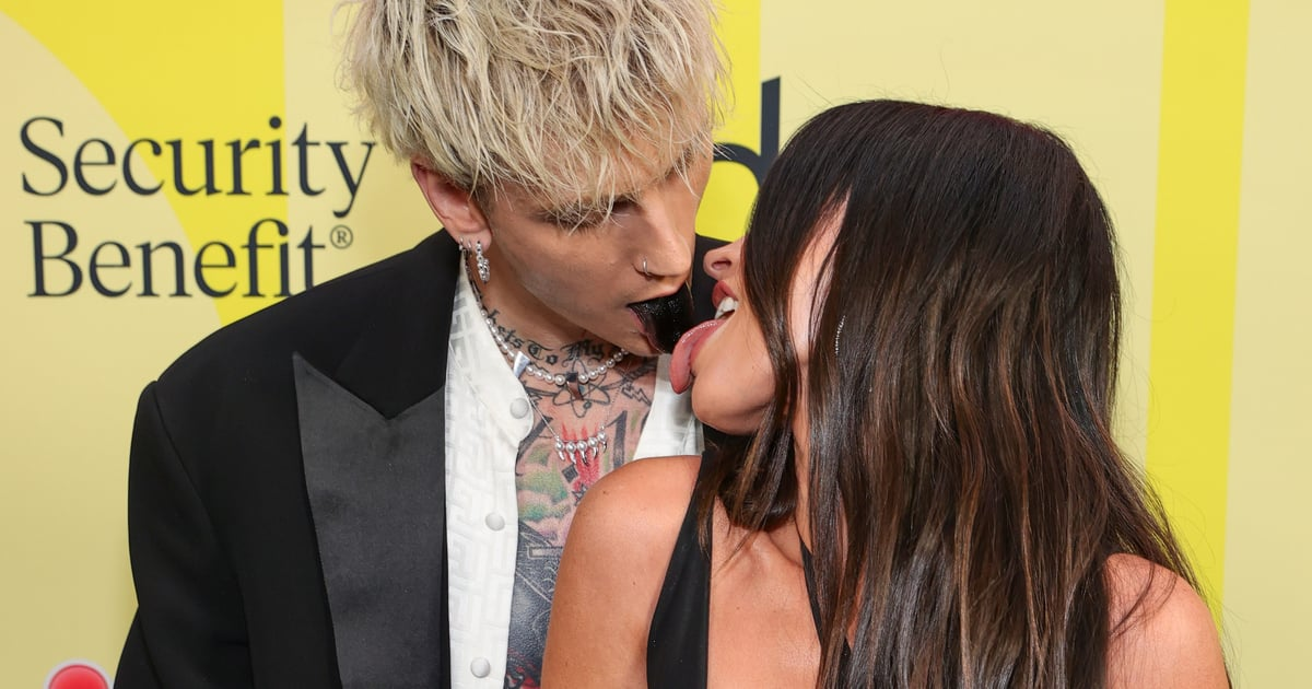 The BBMAs Just Got a Whole Lot Hotter Thanks to Megan Fox and Machine Gun Kelly