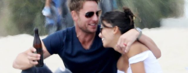 The Few Glimpses Justin Hartley and Sofia Pernas Have Given Us of Their Romance